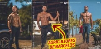 agricultores mais sexys de Barcelos