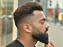 barba do homem cresce mais rápido