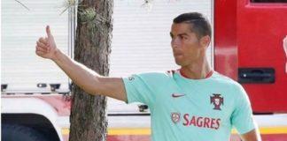 Capitão da Seleção Portuguesa