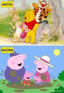 diferenças entre as crianças