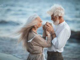 Casal de idosos mostra que existe sim amor eterno