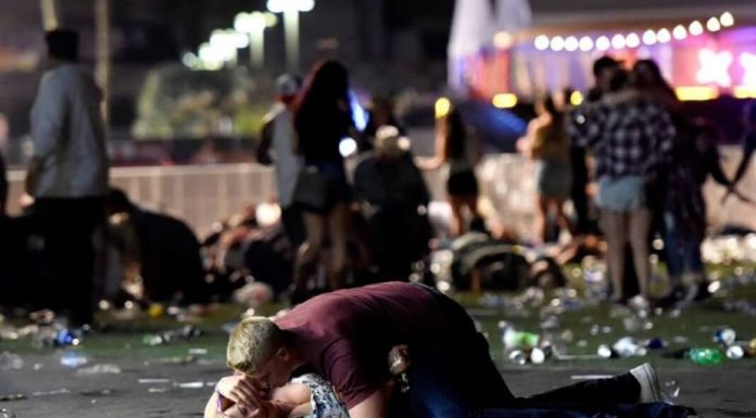 massacre em Las Vegas