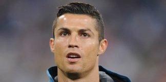 Palavras de Cristiano Ronaldo