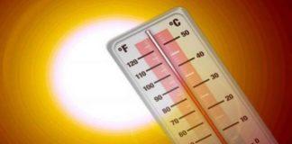 Temperaturas até 30 graus