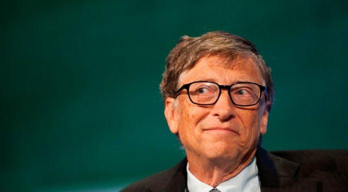 frase de Bill Gates