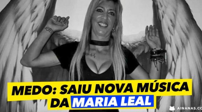 """Maria Leal volta a """"bombar"""""""