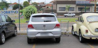 Multas por mau estacionamento