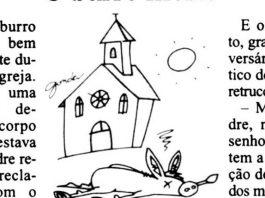 burro morreu - ANEDOTA
