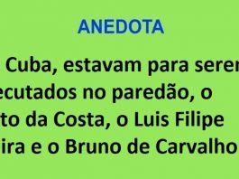 Bruno de Carvalho - ANEDOTA