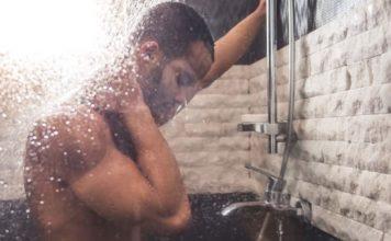 Tomar duche todos os dias