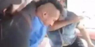 Homem que tentou assaltar autocarro