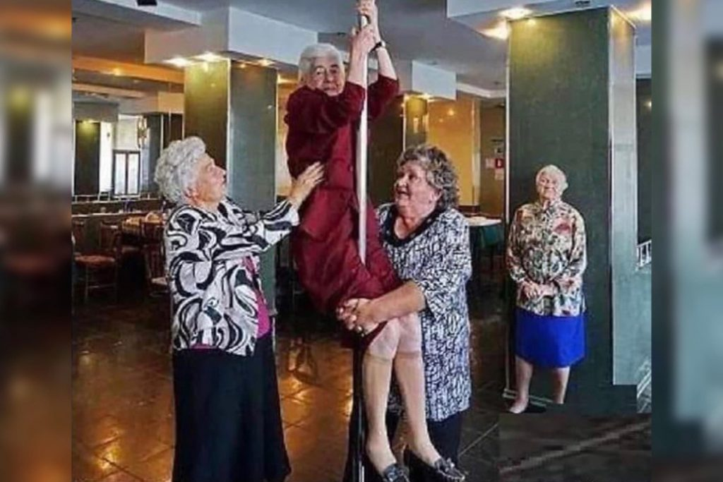 aprender a dançar no varão