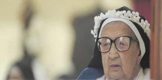 Freira idosa coloca à venda sua castidade