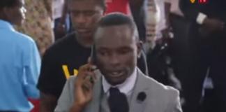 número de telemóvel de Deus