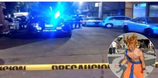 policia atira sobre homem
