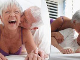 Fazer amor faz com que fiques mais jovem