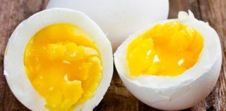 comer um ovo antes de beber