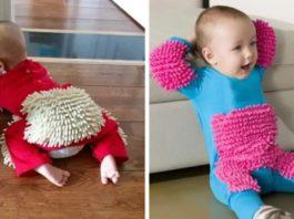 teu filho já te pode ajudar nas tarefas domésticas