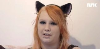 Mulher afirma ser uma gata