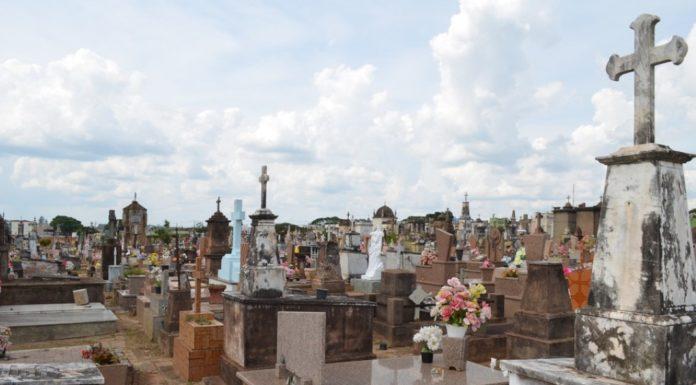 furtar mangalho em cemitério