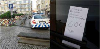 Jovem viu carro da Polícia estacionado