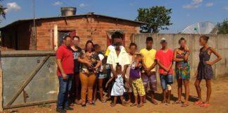 Casal diz ter 12 filhos por vergonha