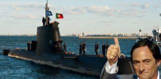 submarinos de Paulo Portas