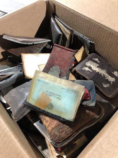 idosa recupera a sua carteira roubada