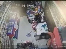 Lojista evita assalto