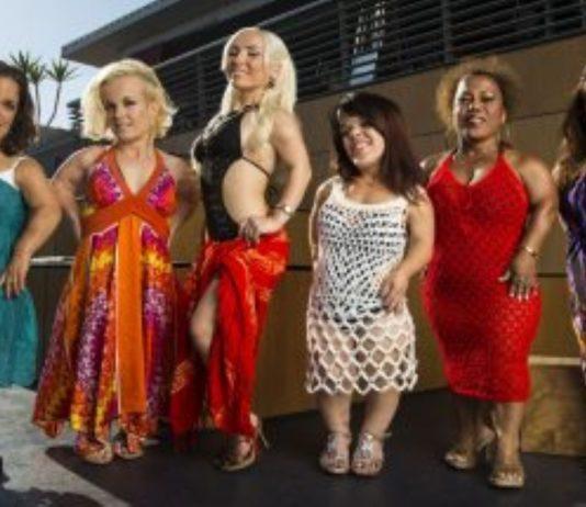 Mulheres com menos de 1.60m