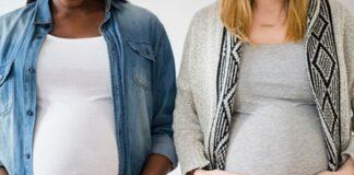 Homem engravida a namorada