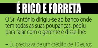 RICO E FORRETA