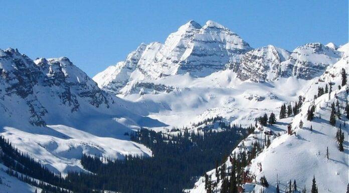Perdido na montanha